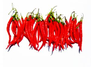 Cellulite busting chilis