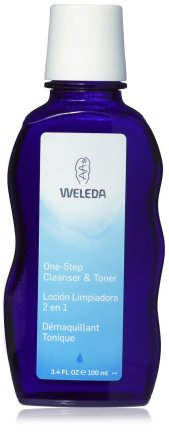 Weleda one step cleanser and toner